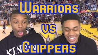 Download MOST EXCITING GAME OF THE YEAR! GS Warriors vs LA Clippers 2/23/17 FULL HIGHLIGHTS AND REACTION!! Video