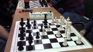 Download Live Blitz Chess: GM Tal Baron vs. IM Bartholomew [Game 1] Video