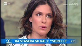 Download Anna Valle a Unomattina presenta ″Sorelle″, la nuova fiction del giovedì di Rai1 Video
