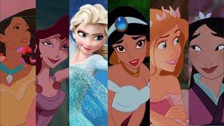 Download Los Saviñón feat. Las Princesas - Medley de Disney a Cappella Video