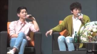 Download SJK Fanmeeting 160417 - 송중기의 우리 '다시' 만난날 (이광수 편) Video
