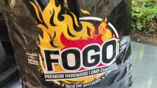 Download Fogo Charcoal Product Review Video