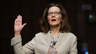 Download Gina Haspel sworn in as CIA Director Video