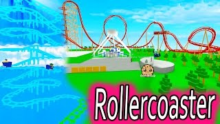 Download Riding Crazy Rollercoasters & Carnival Rides - Let's Play Roblox Online Game Video