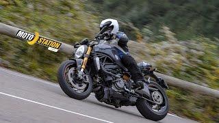 Download Essai Ducati Monster 1200 S 2017 Video