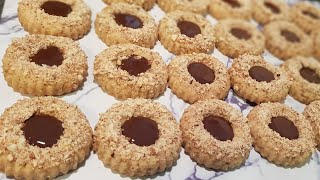Download حلوى اقتصادية و بنيينة من حلويات العيد بثلاث مكونات موجودة في كل بيت Video