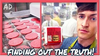 Download ARE MCDONALD'S BURGERS REALLY 100% BEEF?! Video