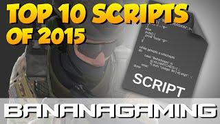 Download CS:GO - TOP 10 SCRIPTS OF 2015 Video