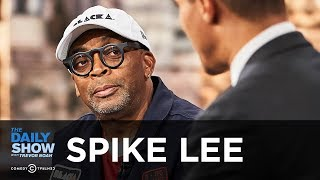 Download Spike Lee - ″BlacKkKlansman″ and Fighting the Rise of Racism in the Trump Era | The Daily Show Video