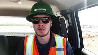 Download Construction Management student intern shares his experience Video