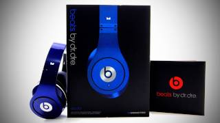 Download Beats By Dr Dre Beats Studio Unboxing - Blue (Colors) Video