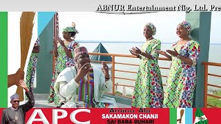 Download Ado gwanja x Adam A zango x Aminu Ala (SAKAMOKON CANJIN BUHARI) sabuwar wakar Manyan Mawaka sukayi Video