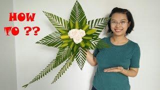 Download Cắm hoa bàn thờ tập 41   THIÊN CHÚA 3 NGÔI   ROSE Flowers Tutorial Video