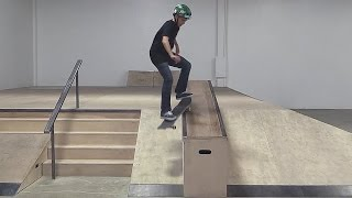 Download SMITH GRIND DOWN THE HUBBA | LIVE SKATE SUPPORT Video