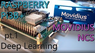Download Deep Learning with Movidius NCS and Raspberry Pi3B+ (pt.1) VM and NCSDK setup Video