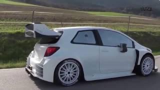Download Test Tommi Makinen - Toyota Yaris WRC - Octubre 2016 Catalunya Video
