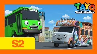 Download Tayo S2 EP11 Rogi's Special Guest l Tayo the Little Bus Video
