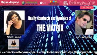 Download Jon Rappoport - Reality Constructs and Dynamics of the Matrix Video