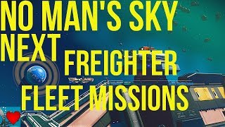 Download No Man's Sky Next Fleet - Freighter Missions Video