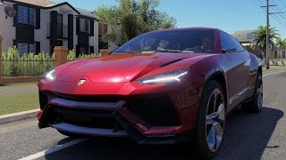 Download Lamborghini Urus 2014 - Forza Horizon 3 - Test Drive Free Roam Gameplay (HD) [1080p60FPS] Video