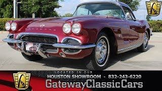 Download 1301-HOU - 1962 Chevrolet Corvette Video