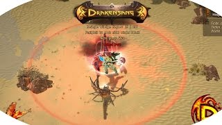 Download Drakensang Online #026 drachenkrieger Lvln, lvl 55 ist da Video