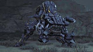 Download Metal Gear Survive - Big Mouth Boss Fight (Secret Boss HIGH LEVEL) Video