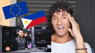 Download Mister World Europe Reacts to Marcelito Pomoy! | ″The Prayer″ Andrea Bocelli ft. Celine Dion Video