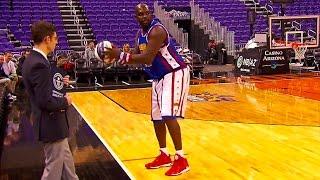 Download World Record Longest Basketball Hook Shot! | Harlem Globetrotters Video