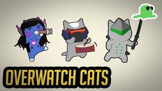 Download カツパレード - 'Katsuwatch Parade' - Overwatch but with Cats Video
