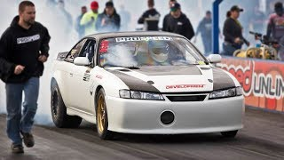 Download INSANE 240sx on 85lbs of BOOST! (2000hp) Video