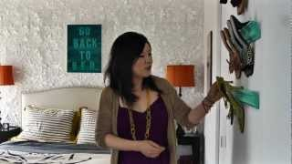 Download How to design a small rental apartment - Tiny Amazing Eclectic Space video Video