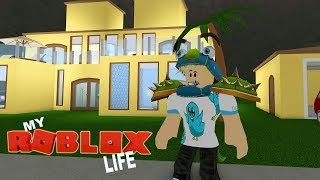 Download My Roblox Life Story - Ep.1 - My First Day / Gamer Chad Roleplays Video