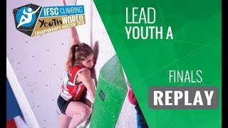 Download IFSC Youth World Championships Moscow 2018 - Lead - Finals - Youth A Video
