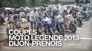 Download REPORTAGE | Les Coupes Moto Légende 2013 Video