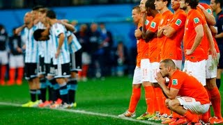 Download Argentina - Netherlands [Penalty shootout][World Cup Semifinal] Video