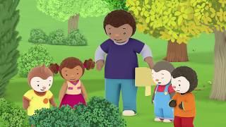 Download T'choupi à l'école - Qui s'y frotte s'y pique (S.2 EP.18) Video