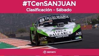 Download #TCenSanJuan - EN VIVO - Clasificación de sábado - Turismo Carretera Video