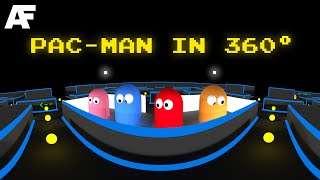 Download Pac-Man in 360° Video