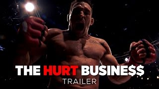 Download The Hurt Business - Official Trailer (HD)   Jon Jones, Ronda Rousey MMA Movie Video