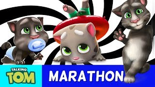 Download Talking Tom and Friends - ALL Game Trailers (2013 to 2018 Evolution) Video
