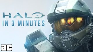 Download Entire Halo Story in 3 Minutes (Halo Animation) Video