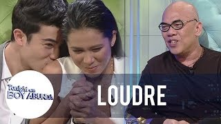 Download Lou and Andre's promises to each other | TWBA Video