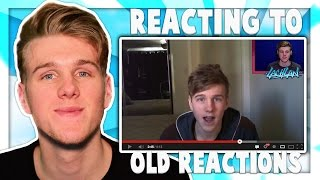 Download REACTING TO MY VIDEO OF ME REACTING TO MY OLD VIDEOS! Video