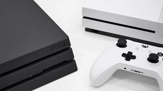 Download PS4 Pro vs Xbox One S - Full Comparison Video