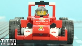 Download Lego Race Video