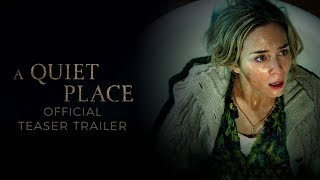 Download A Quiet Place (2018) - Official Teaser Trailer - Paramount Pictures Video