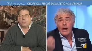 Download Giletti vs Miccichè: 'Tagli stipendi non è demagogia, in Sicilia manca assistenza ai disabili' Video