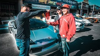 Download DREAMS DO COME TRUE *SUBSCRIBER BUYS HIS FIRST LAMBO FROM ROYALTY EXOTIC CARS* Video