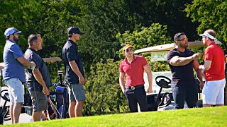 Download Spoiled Rich Kid Confronts Angry Golfers! Video